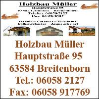 Holzbau Müller