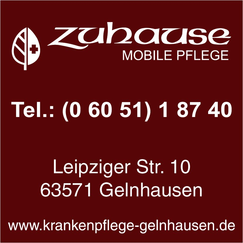 zuhause Mobile pflege